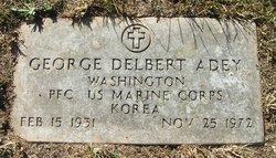 George Delbert Adey