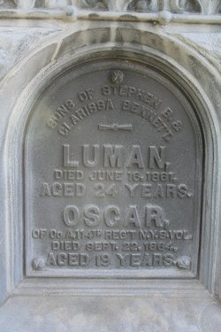 Oscar Bennett