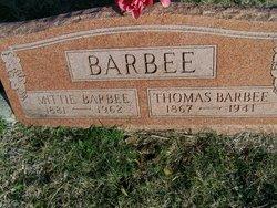 Thomas Barbee