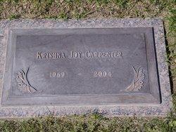 Krishna Joy Carpenter