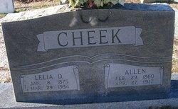 Allen Cheek