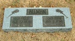 Nola <i>Fields</i> Allman