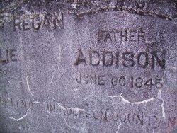 Addison D Regan