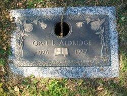 Opal L. <i>Bare</i> Aldridge