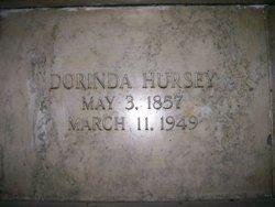 Dorinda <i>Lickey</i> Hursey