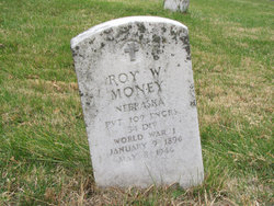 Roy W Money