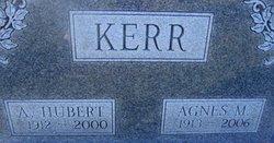 Allen Hubert Hootie Kerr