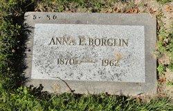 Anna Elizabeth <i>Livingston</i> Borglin