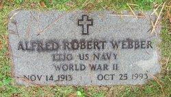 LTJG Alfred Robert Webber