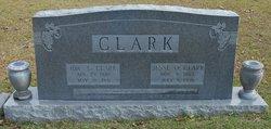 Ida Lisha Ann <i>Gaskins</i> Clark