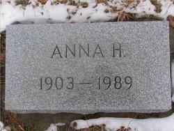 Anna H <i>Sommerfield</i> Boyer