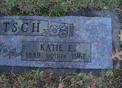 Katie E <i>Stone</i> Bartsch