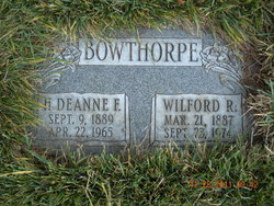 Wilford Reynolds Bowthorpe
