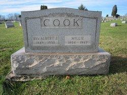 Anna Amelia Millie <i>Benshoff</i> Cook