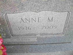 Anne M. Canen