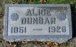 Alice Dunbar