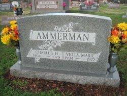 Charles H Ammerman