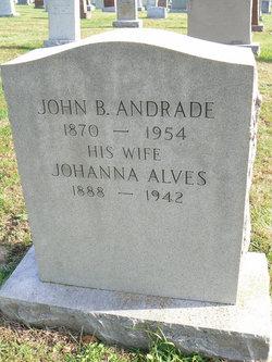 Johanna <i>Alves</i> Andrade