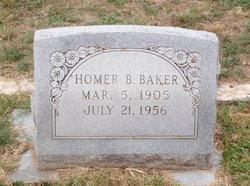 Homer Bailey Baker