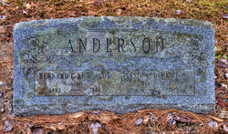 Jessie K. <i>Beckwith</i> Anderson