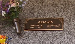 Bruster R. Adams