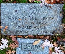 Marvin Lee Brown