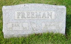 Margaret <i>Berger</i> Freeman
