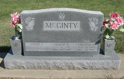 Chester F. McGinty