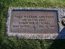 Lieut Dale Warren Ankeney
