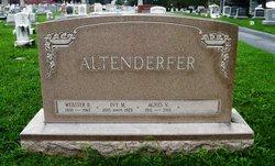Webster Blatt Altenderfer