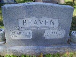 Charles F Beaven