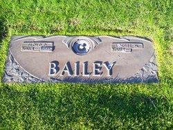 Floyd D Bailey