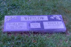 Clara Bell <i>Turley</i> Whitlow