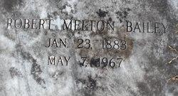 Robert Melton Bailey