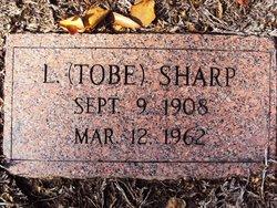 L Tobe Sharp