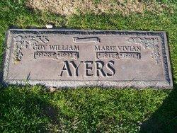Marie Vivian Ayers