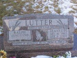 Jeanette Lutter
