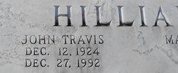 John Travis Hilliard