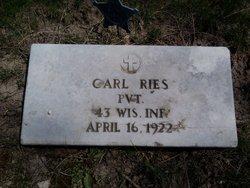 Carl Ries