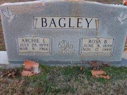Archie Lee Bagley, Sr