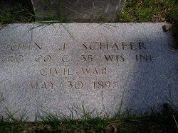 John J Schafer