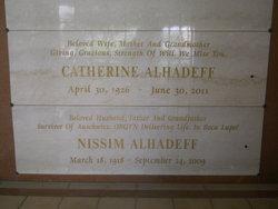 Nissim Alhadeff