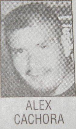 Alex Michael Cachora