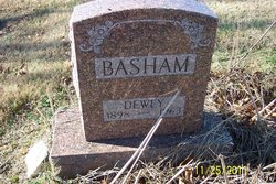 Dewey Basham