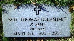 Roy Thomas Delashmit