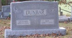 Leonard Dunbar