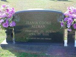 Jeania <i>Cooke</i> Allman