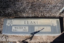 Elizabeth Jane <i>Rogers</i> Leake