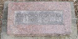 Eleanor O. <i>Manville</i> Fredendall