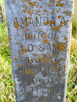 Amanda Sams